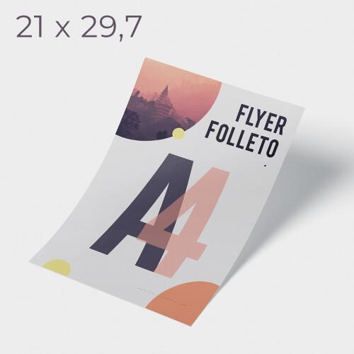 flyers folletos A4 bilogic imprenta 01